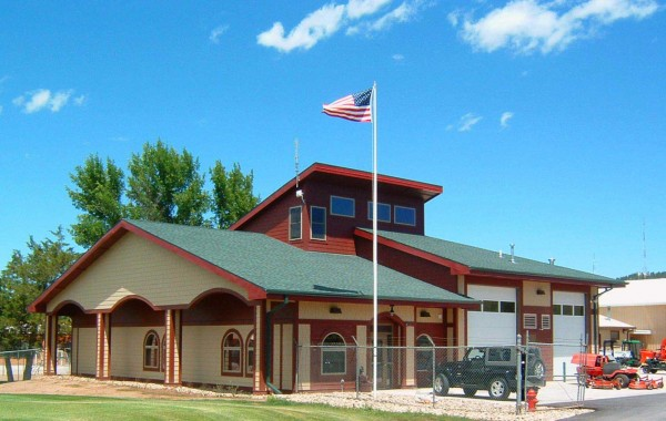 Rapid City Parks & Recreation Department Meadowbrook Maintenance Facility