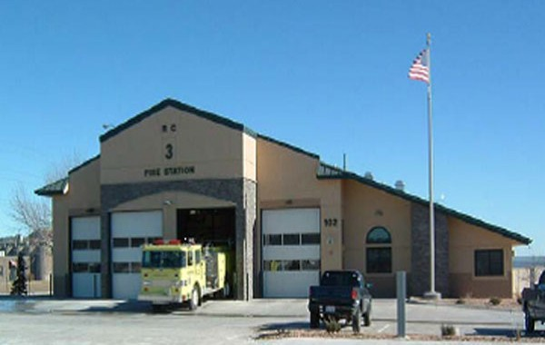 Rapid City Fire Department Fire Station #3