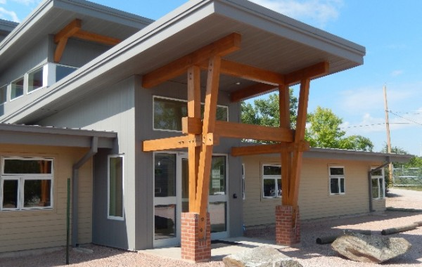 South Dakota Department of Agriculture New Office & Remodeling