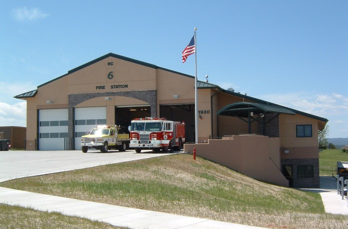 Rapid City Fire Department Fire Station #6